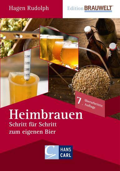 Heimbrauen - Schritt für Schritt zum eigenen Bier - cover