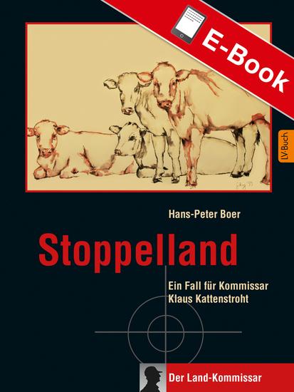 Stoppelland - Ein Fall für Kommissar Klaus Kattenstroht - cover