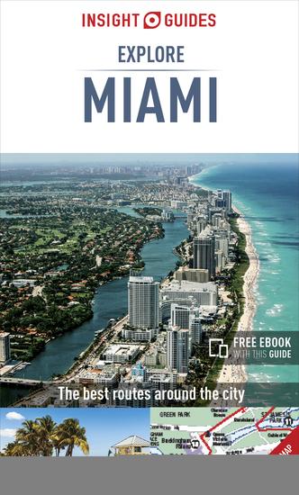 Insight Guides Explore Miami (Travel Guide eBook) - cover