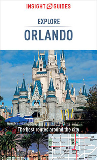 Insight Guides Explore Orlando (Travel Guide eBook) - cover