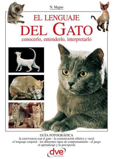 El lenguaje del gato - cover