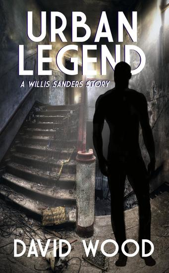 Urban Legend- A Story from the Dane Maddock Universe - cover