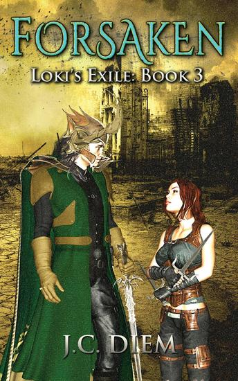 Forsaken - Loki's Exile #3 - cover