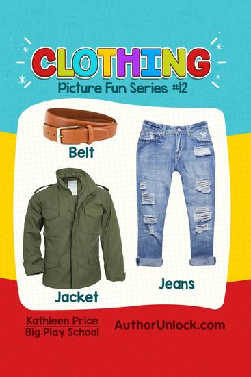 Clothing - Picture Fun Series - Picture Fun Series #12 - cover