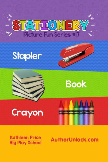 Stationery - Picture Fun Series - Picture Fun Series #17 - cover