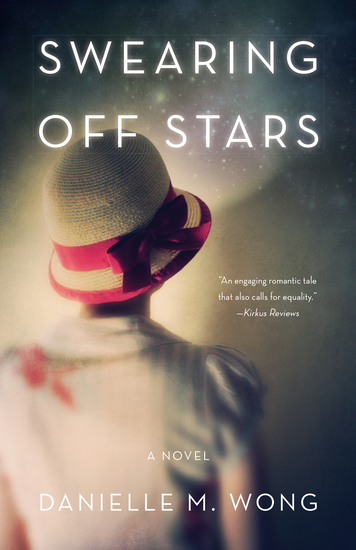 Swearing Off Stars - A Novel - cover
