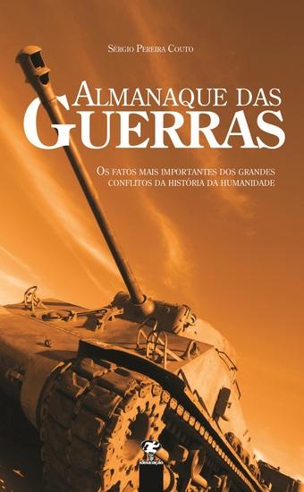 Almanaque das Guerras - cover