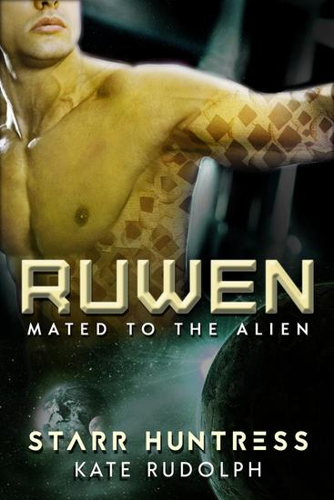 Ruwen - Mated to the Alien #1 - cover