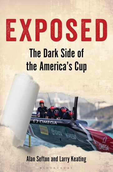 Exposed - The Dark Side of the America's Cup - cover