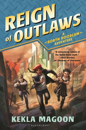 Reign of Outlaws - cover