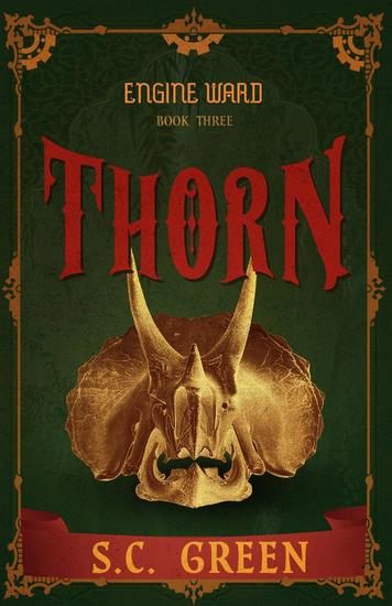 Thorn - Engine Ward #3 - cover