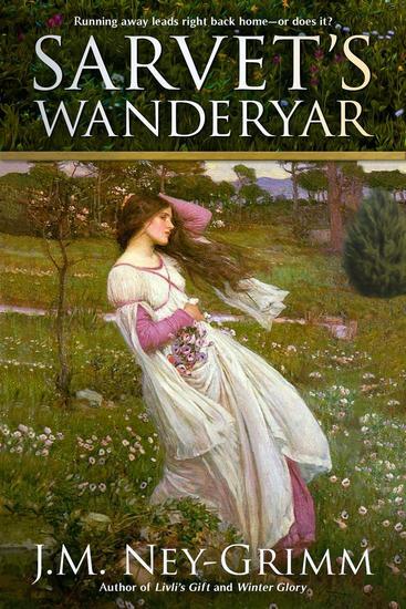 Sarvet's Wanderyar - cover