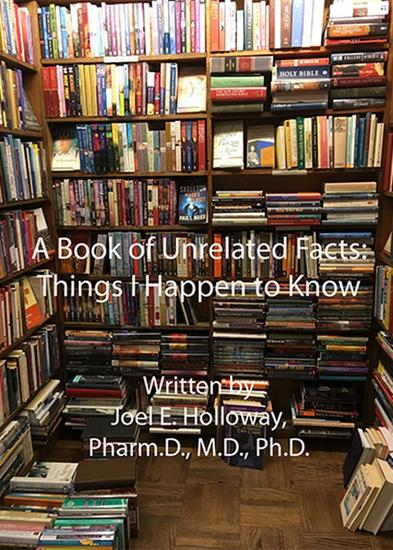A Book of Unrelated Facts: Things I Happen to Know - cover