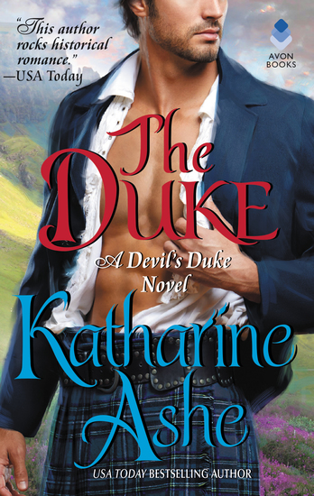 The Duke - A Devil's Duke Novel - cover