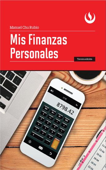 Mis finanzas personales - Tercera edición - cover