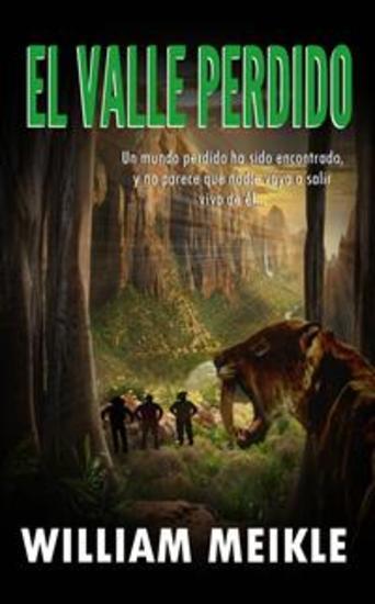 El Valle Perdido - cover