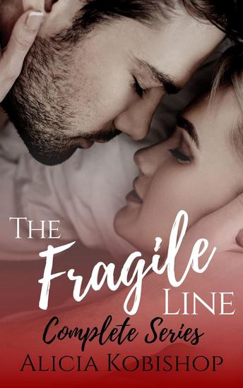 The Fragile Line: The Complete Series Box Set - cover