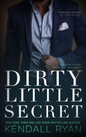 Dirty Little Secret - Forbidden Desires #1 - cover