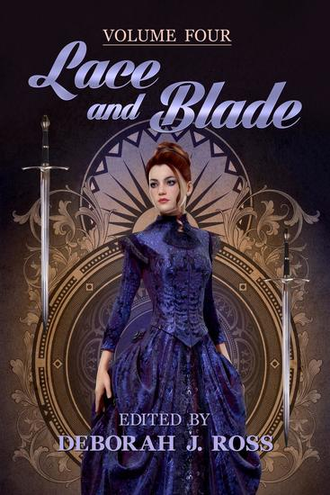 Lace and Blade 4 - Lace and Blade #4 - cover