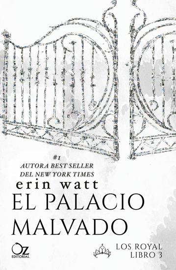 El palacio malvado - cover