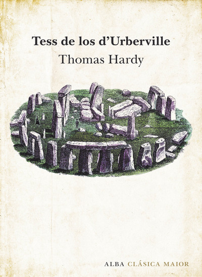 Tess de los d'Urbeville - cover
