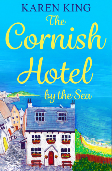 The Cornish Hotel by the Sea - cover