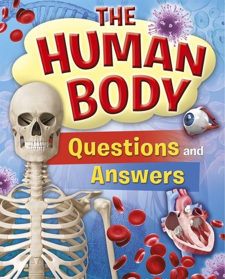 The Human Body Questions and Answers - cover