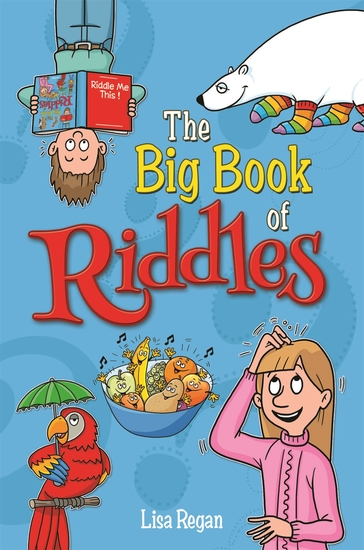 The Big Book of Riddles - cover