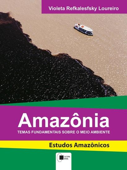 Amazônia: Temas fundamentais sobre o meio ambiente - cover