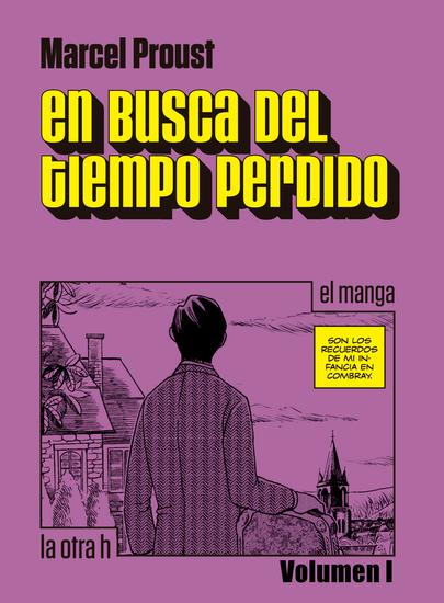 En busca del tiempo perdido (Vol I) - el manga - cover