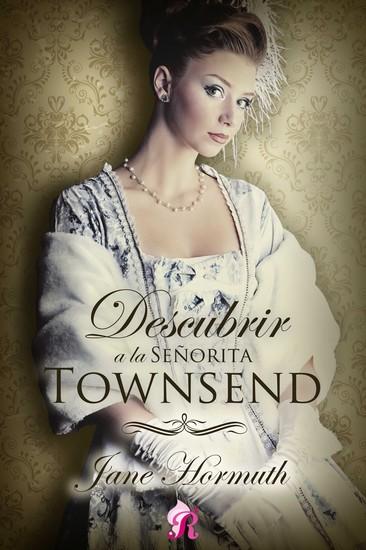 Descubrir a la señorita Townsend - cover