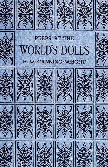 Peeps at the World's Dolls - cover