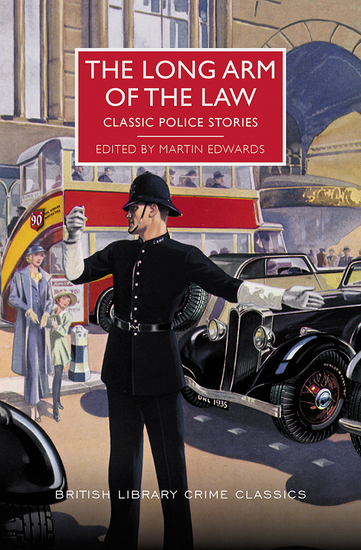 The Long Arm of the Law - cover