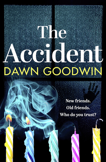 The Accident - A heart-stopping thriller with shocking secrets that will keep you hooked - cover