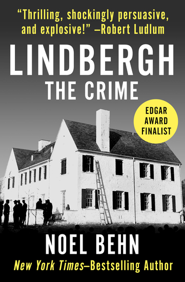 Lindbergh - The Crime - cover