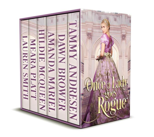 Once a Lady Goes Rogue - cover