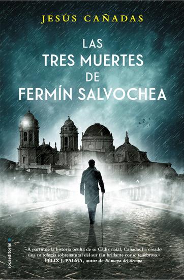 Las tres muertes de Fermin Salvochea - cover