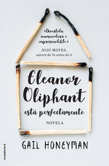 Eleanor Oliphant está perfectamente - cover