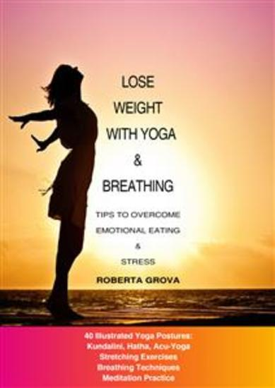 Lose weight with Yoga and Breathing - cover