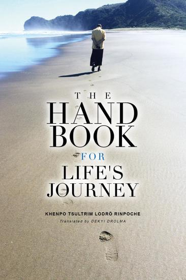 The Handbook for Life's Journey - cover