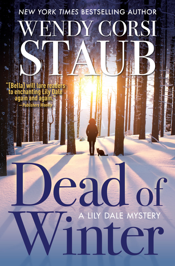 Dead of Winter - A Lily Dale Mystery - cover