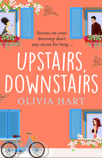 Upstairs Downstairs - A romantic comedy that will have you laughing out loud - cover