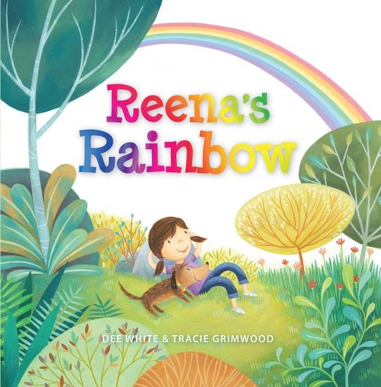 Reena's Rainbow - cover