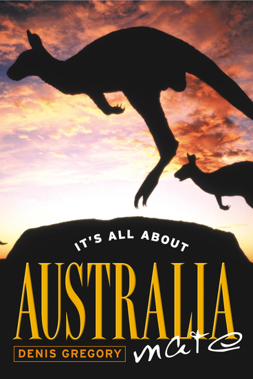 It's All About Australia Mate - cover