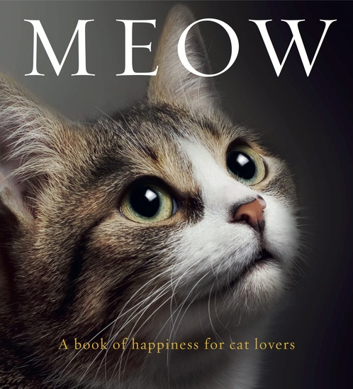 Meow - A book of happiness for cat lovers - cover
