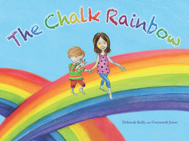 The Chalk Rainbow - cover