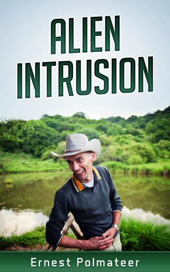 Alien Intrusion - cover