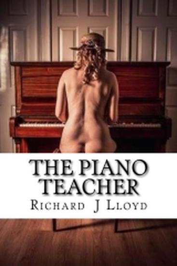The Piano Teacher - cover