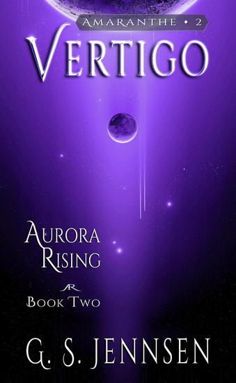 Vertigo - Aurora Rising - cover