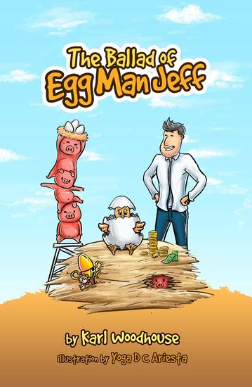 The Ballad of Egg Man Jeff - cover